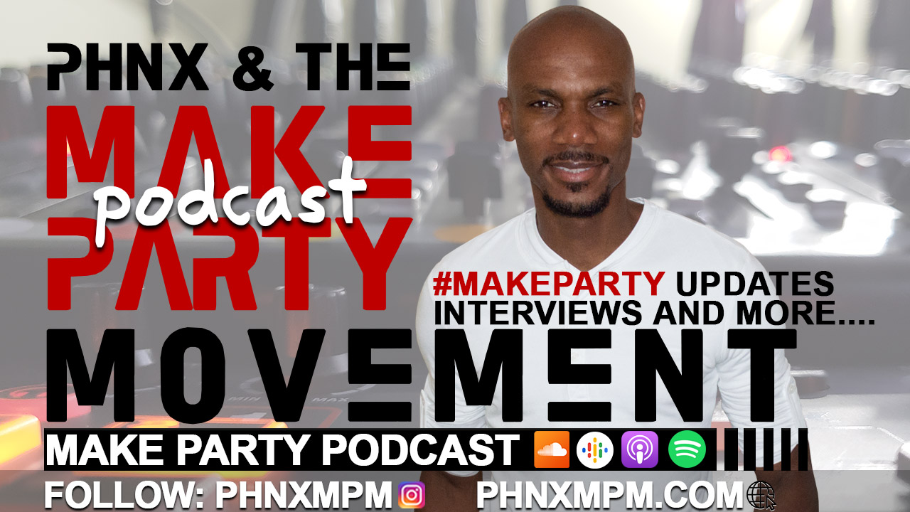 The Make Party Podcast - Regular