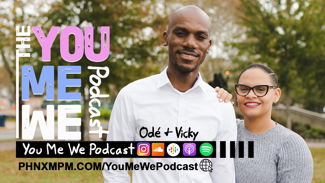 The You Me We Podcast - Episode 49 - Red Flag